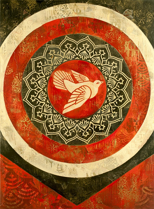 Shepard Fairey poster