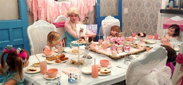 Savoy Princess Party
