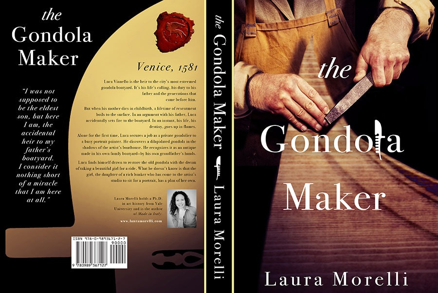 The Gondola Maker book cover
