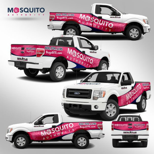 Fahrzeugfolierung Mosquito-Authority