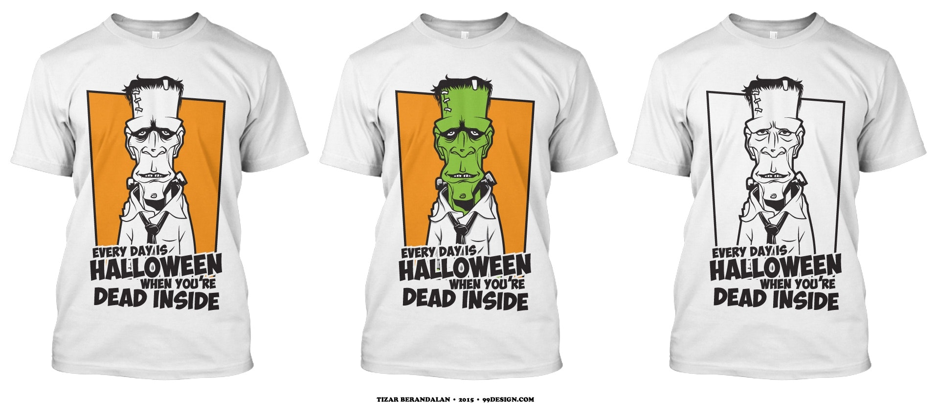 29 frankenstein shirt