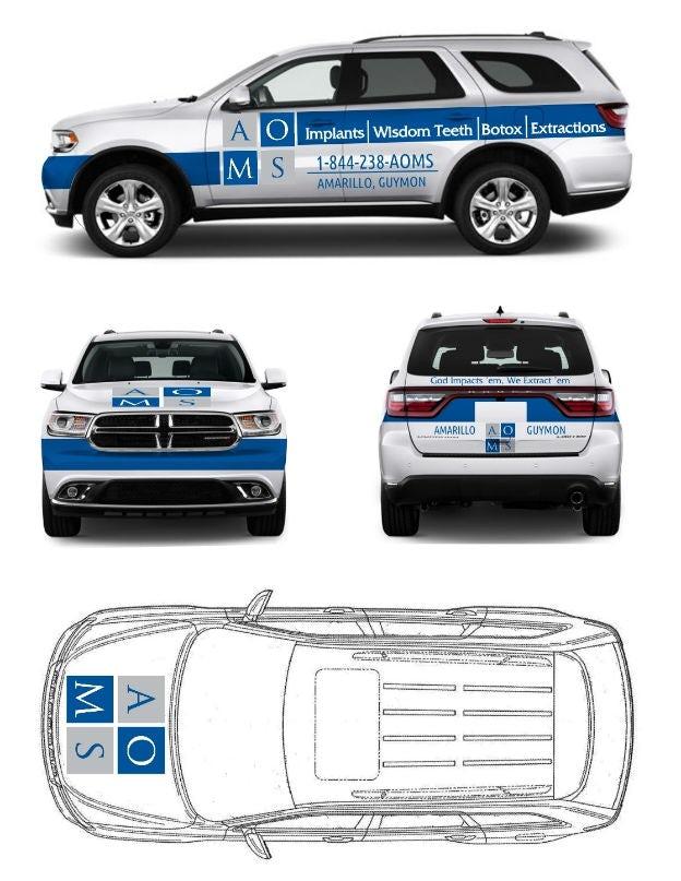 AOMS Fahrzeugfolierung