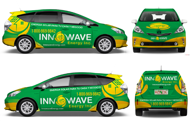 Innowave Fahrzeugfolierung