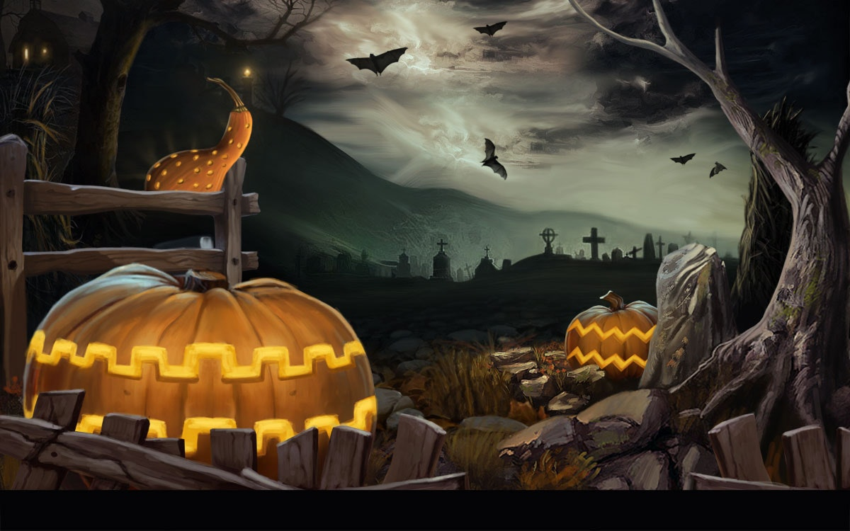 5 halloween