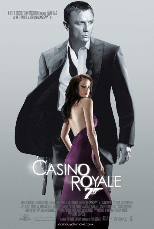 Affiche de Casino Royal