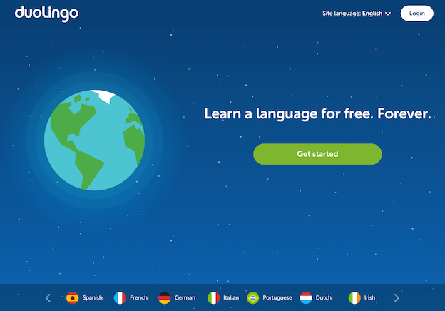 Improve your English - Duolingo