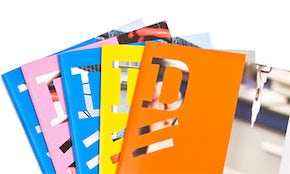 How to ace your next folded brochure