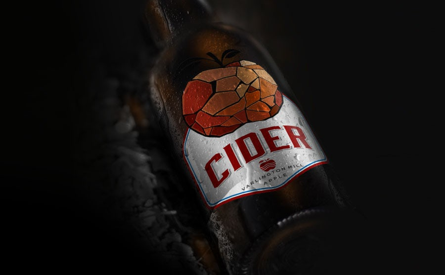 cider label