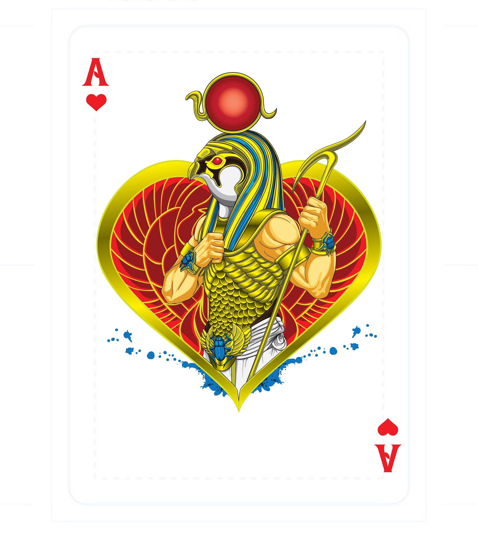 Spielkarten Designen