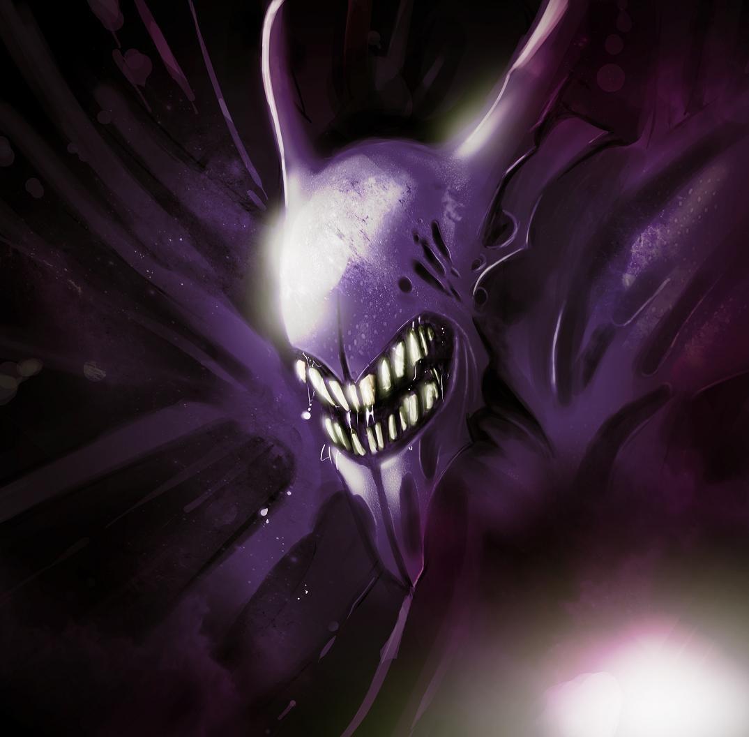 14 lila monster