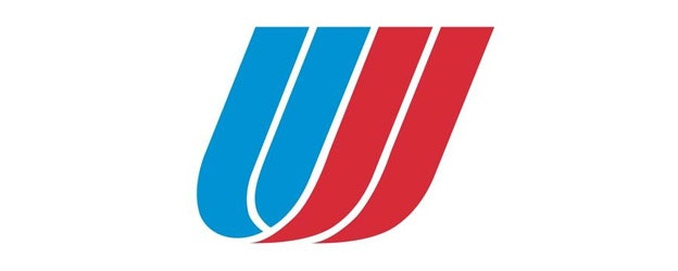 United Airlines Logo von Saul Bass