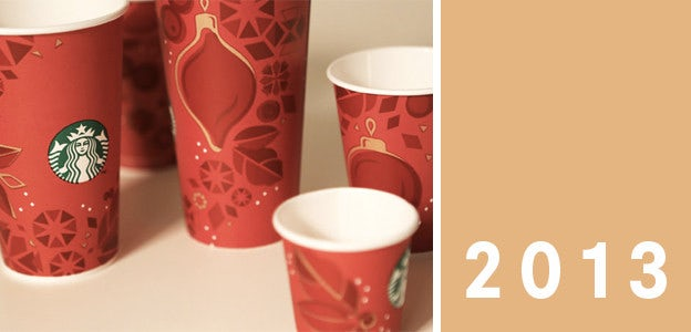 2013 starbucks holiday cup