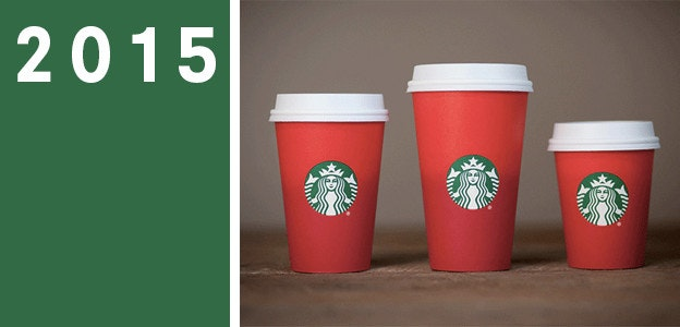 2015 starbucks holiday cup
