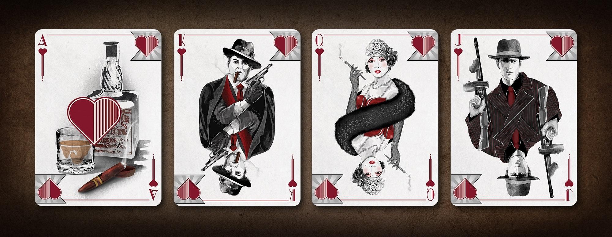 2 gangster design