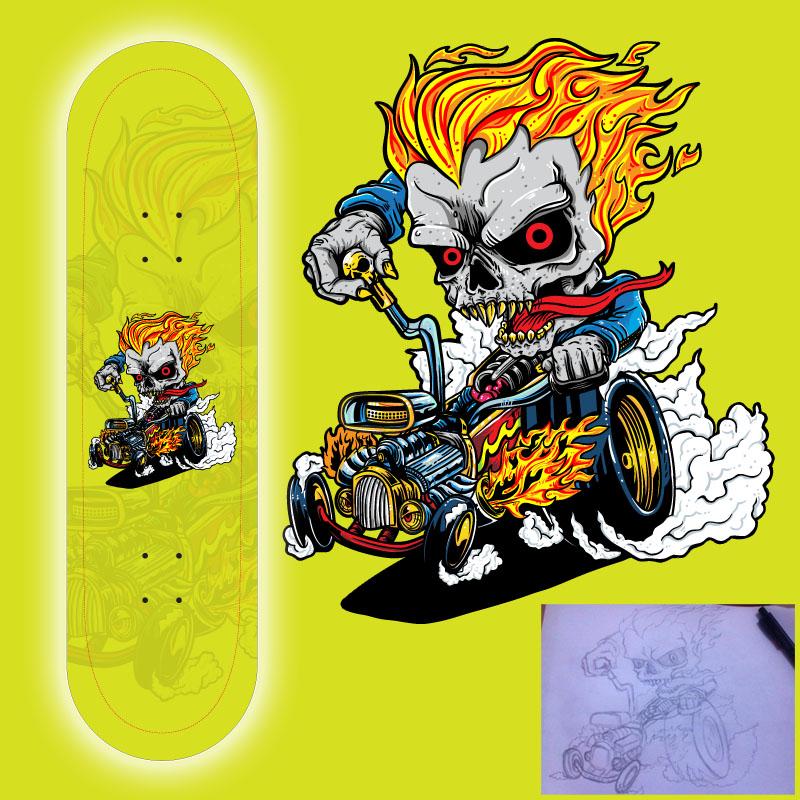 29 skateboard logo