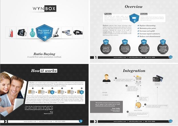 Wynbox Broschüre