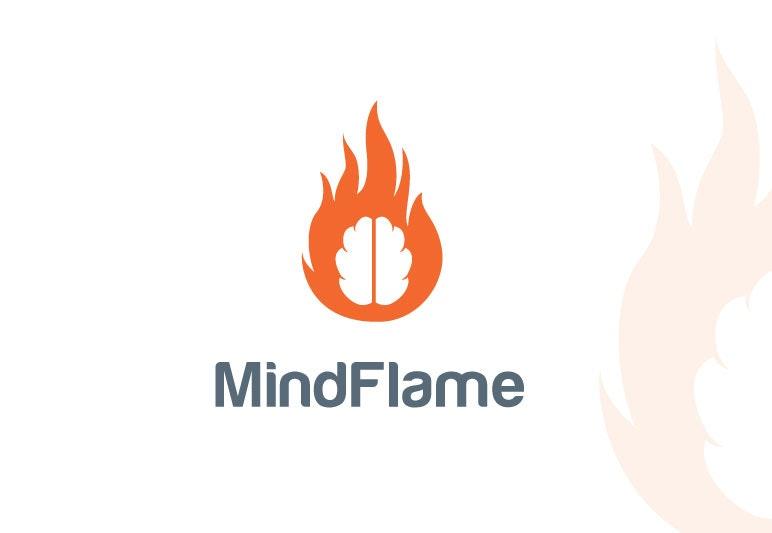 30 logo mindflame