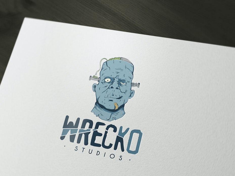 33 wrecko logo
