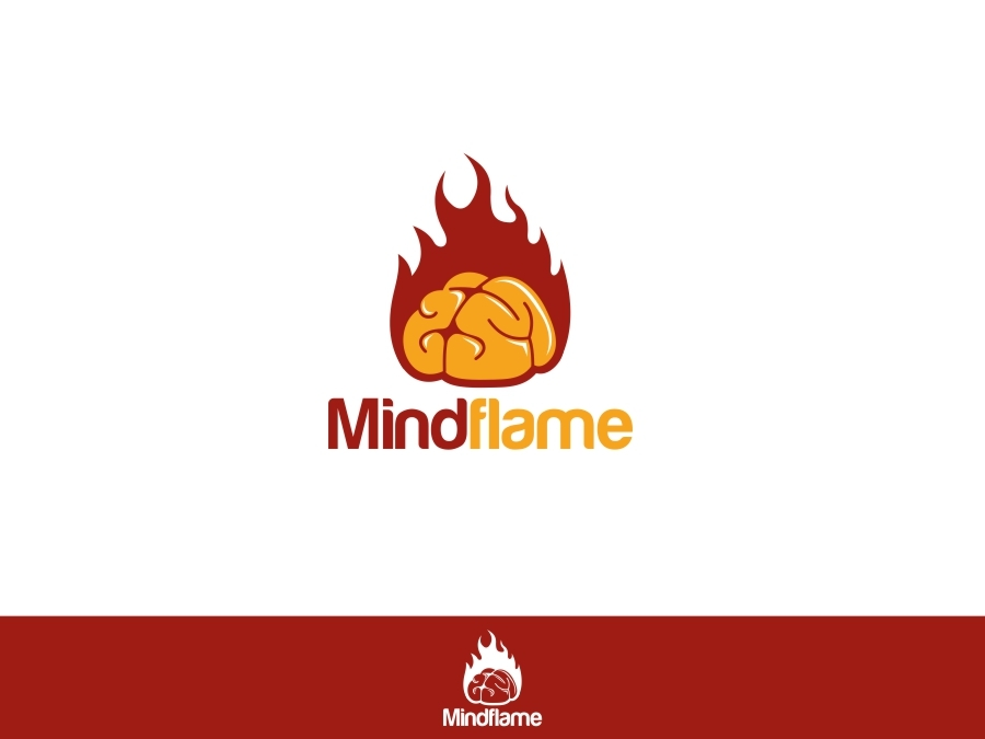 35 mindflame logo version