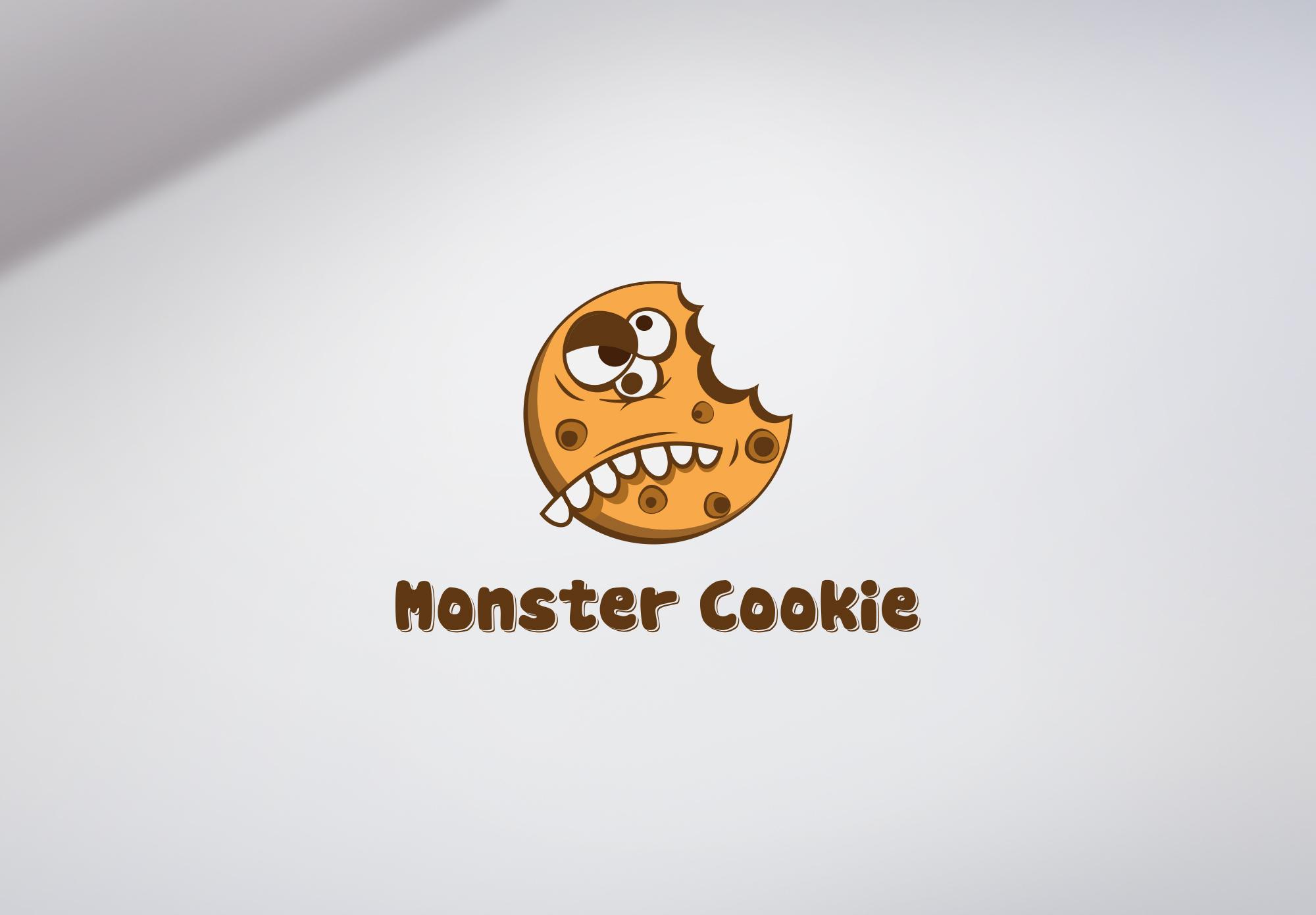 4 monster cookie