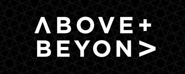 ABOVE + BEYOND Logo
