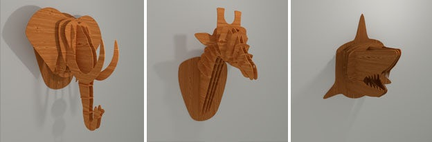 3D-Design von Punikka