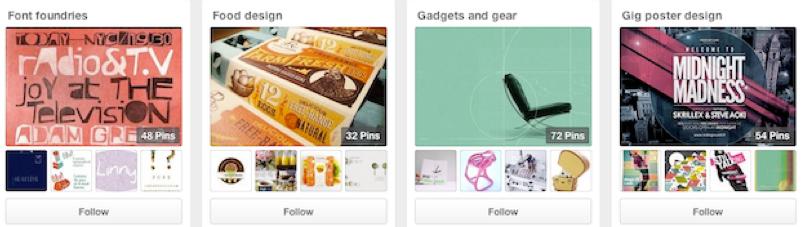 Se rendre visible sur Pinterest