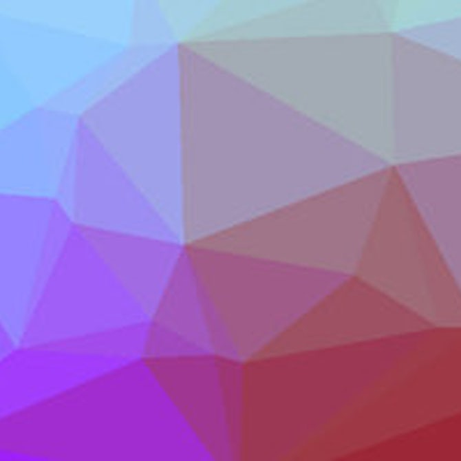 The secrets to successful geometric low-poly art - 99designs