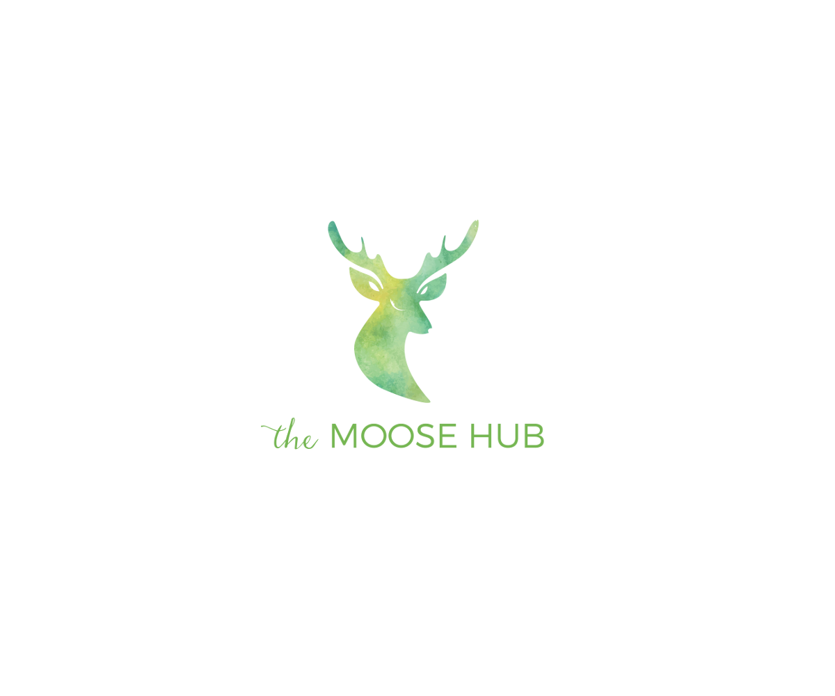 Logo écolo pour le moose hub
