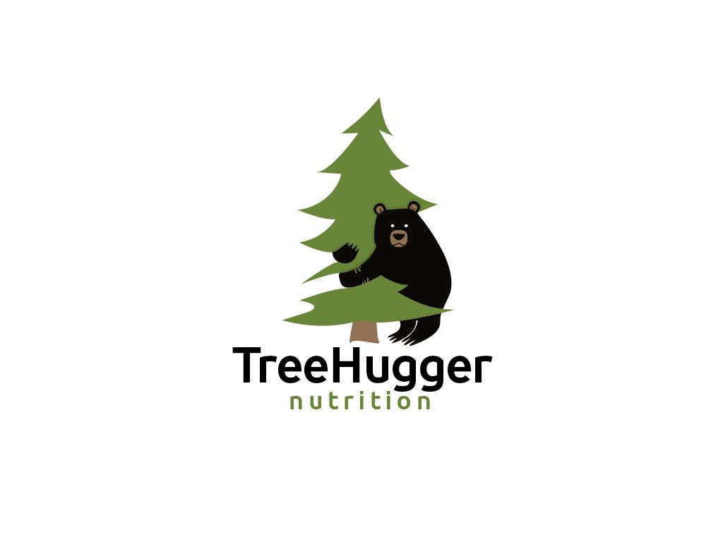 Logo réalisé pour le Tree Hugger Nutrition