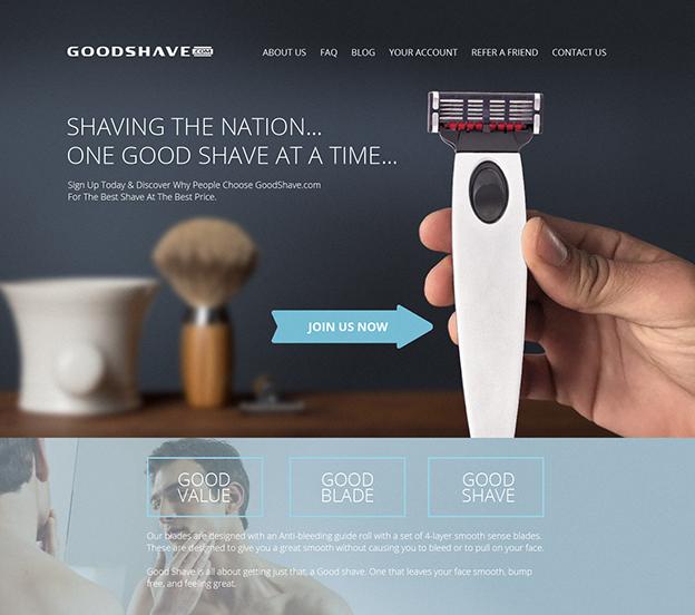 Designer Interview: Good Shave
