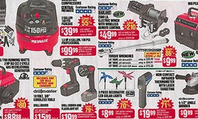 Black friday flyer roundup