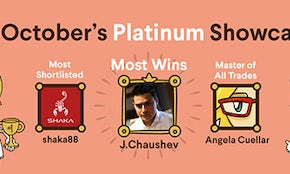 Announcing the winners of our first Platinum Showcase!