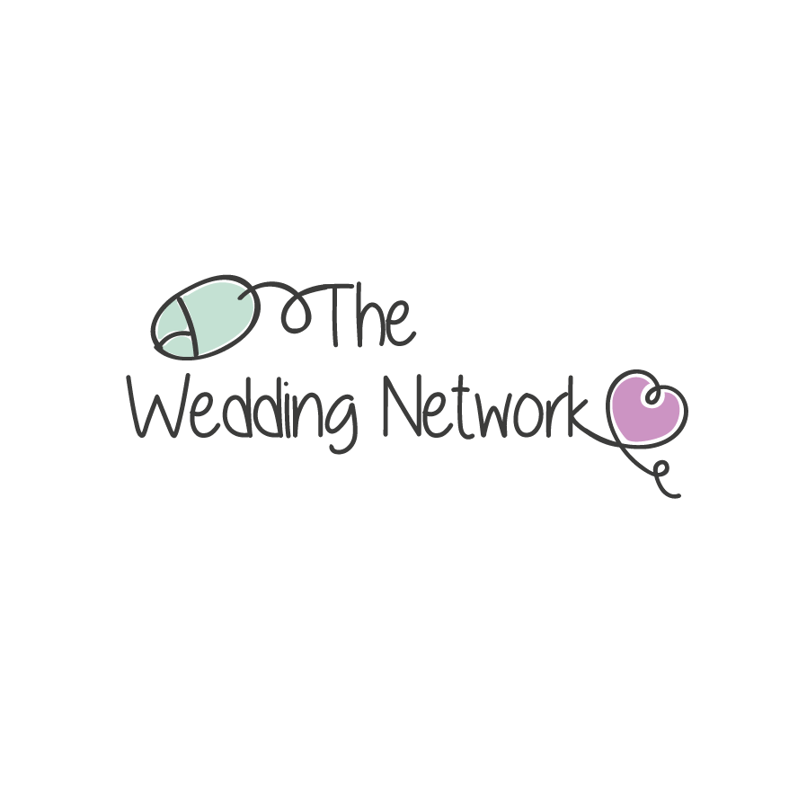 17 the wedding network logo