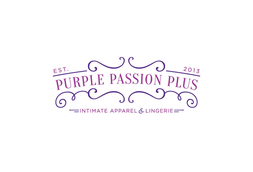 22 filigranes logo violetttöne