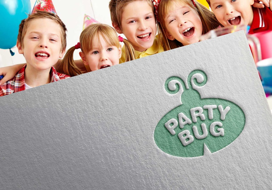 27 party bug logo