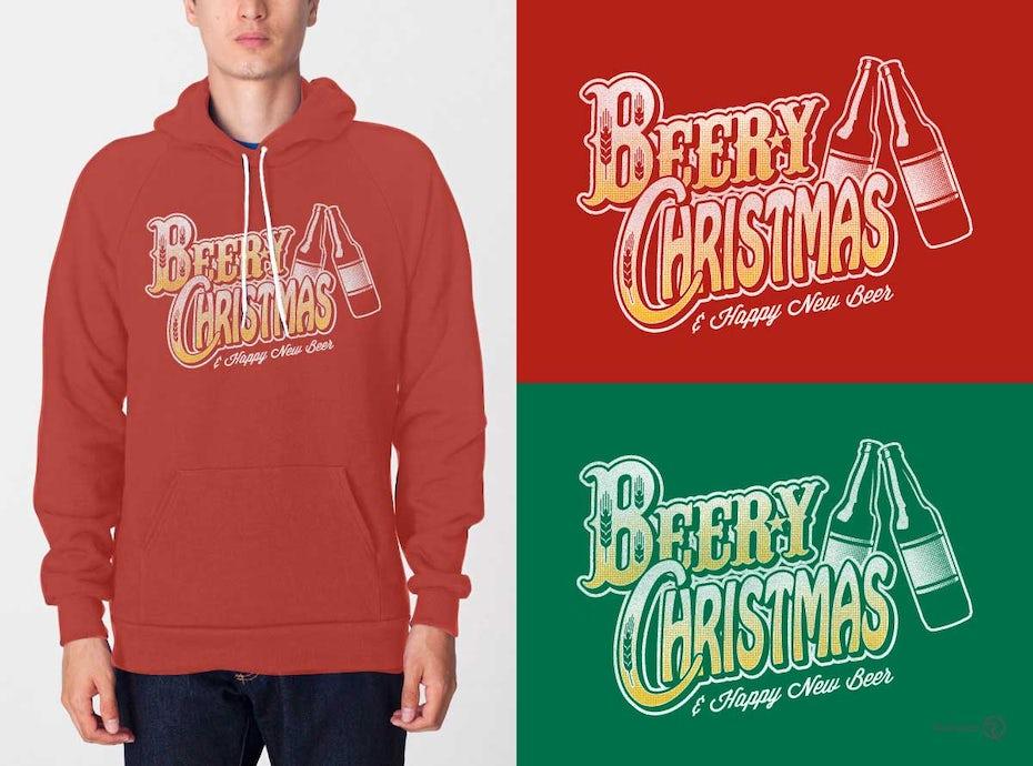 3 weihnachtspullover