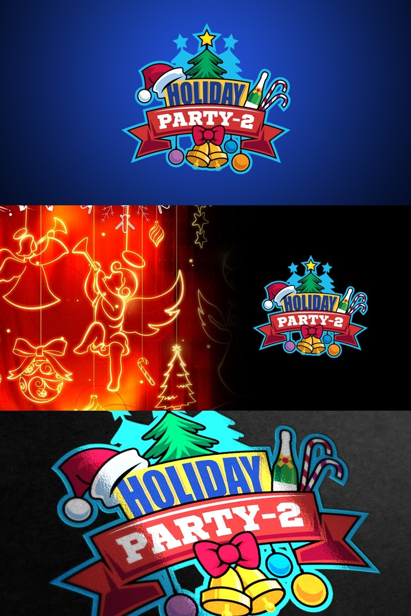 37 holiday logo