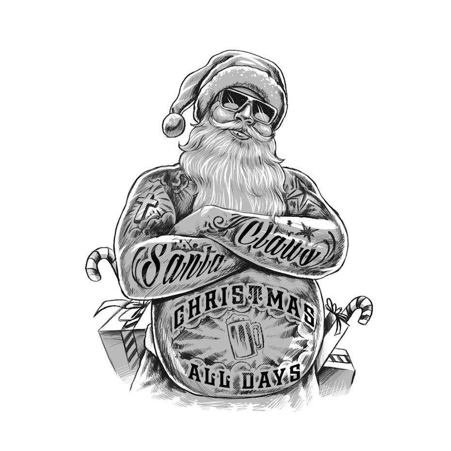 4 weihnachtsmann