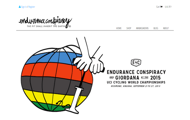 Endurance Conspiracy Website