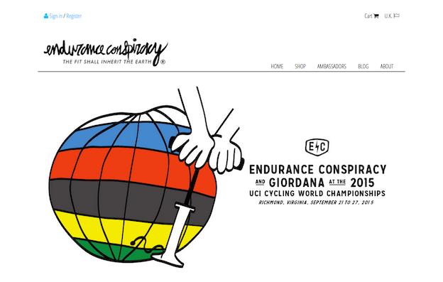 Endurance Conspiracy Website