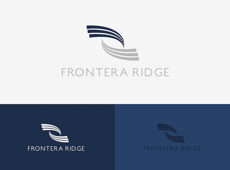 6 logo blautöne