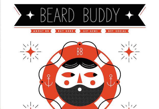 Beard Buddy Website