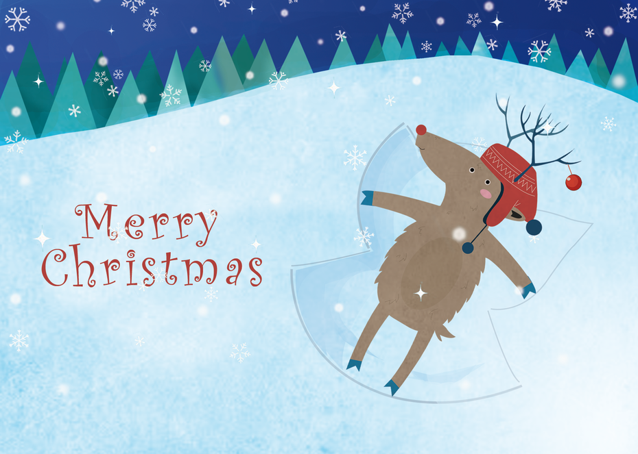 Illustration de Noël 4