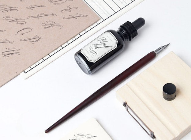 Calligraphy - Designer Gift Guide