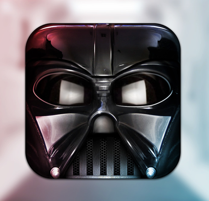 Ione Star Wars App mobile
