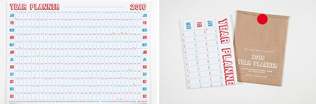 Creative Calendars - Crispin Finn