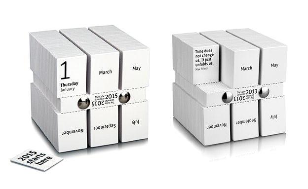 Creative Calendars - Cube