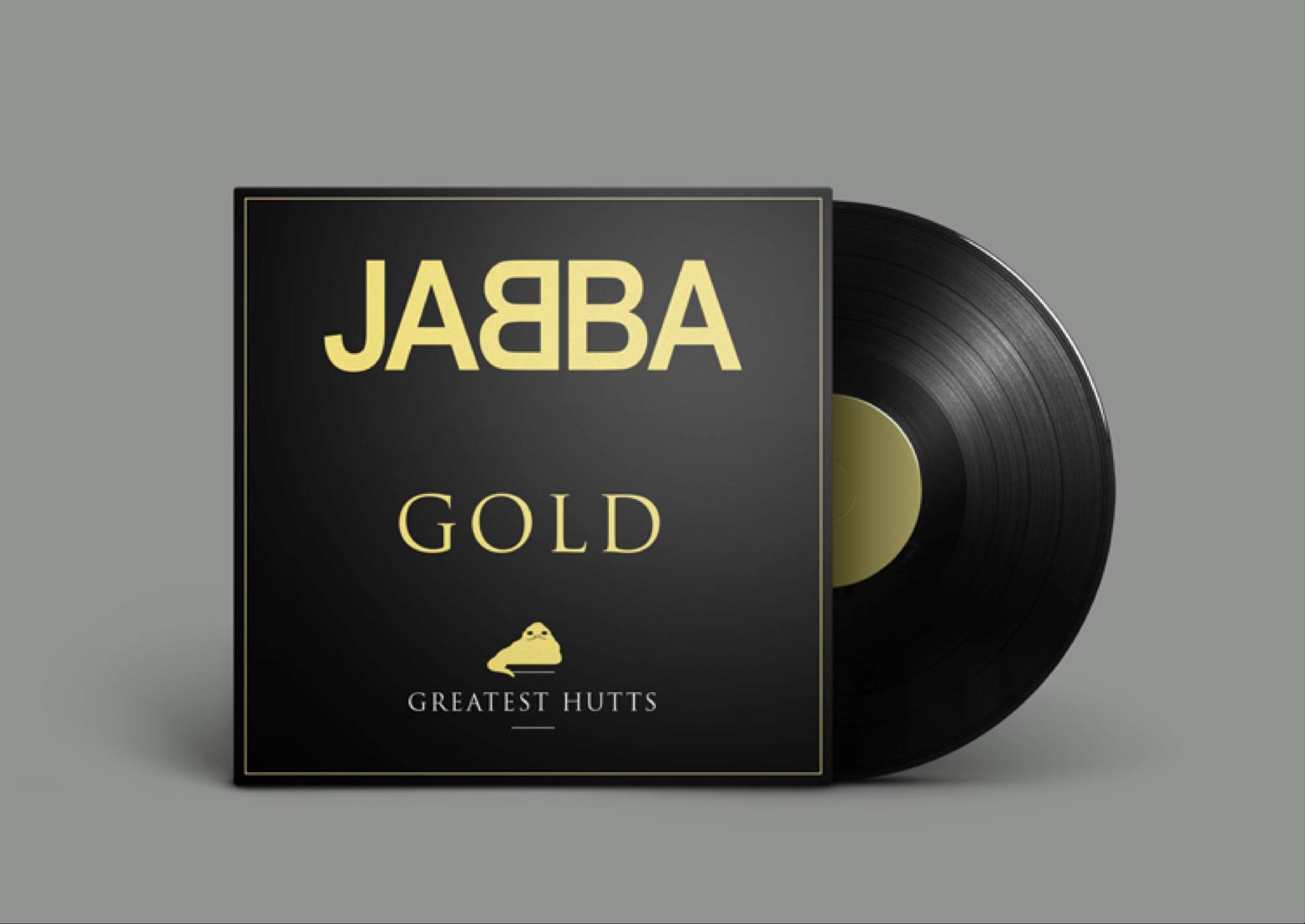 Pochette d'album Jabba
