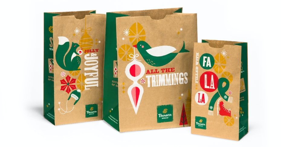 panera-to-go-bags-red-green-holiday-packaging